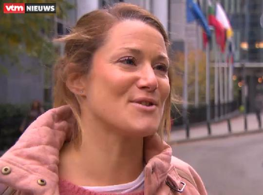 """Anneleen Van Bossuyt in VTM Nieuws: """"Kan Europa ons belastinggeld echt niet beter besteden?"""""""