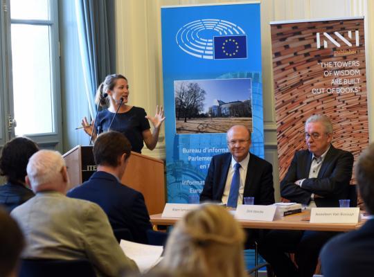 Europarlementslid Van Bossuyt stelt 'Europees handboek' voor